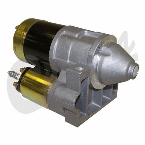 ( 53002125 ) Jeep Starter Motor For XJ Cherokee, MJ Comanche, YJ Wrangler, 1986-89 2.5L Engines by Crown Automotive