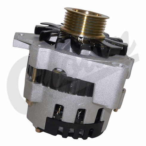 ( 53002897 ) Alternator for 1987-90 Jeep Cherokee XJ, Comanche MJ with 4.0L 6 Cylinder Engine by Crown Automotive