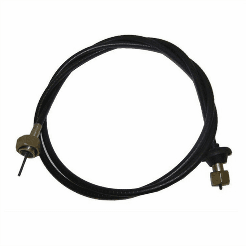 ( 53006180 ) Lower Speedometer Cable, fits 1990 Jeep Cherokee XJ, Comanche MJ with Cruise Control by Crown Automotive