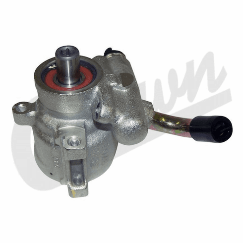 ( 53007140 )  Power Steering Pump, 1991-1995 Jeep Wrangler YJ With Remote Reservoir by Preferred Vendor