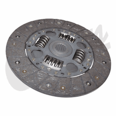 ( 53007584 ) Clutch Disc, 1991-95 Jeep Wrangler, Jeep Cherokee w/ 2.5L engine by Crown Automotive