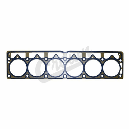 ( 53010587AA ) Head Gasket for 2004-06 Jeep Wrangler & Wrangler Unlimited TJ with 4.0L 6 Cylinder Engine By Crown Automotive