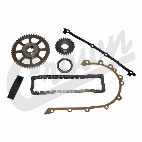 ( 53020444KL ) Timing Kit for 1999-06 Jeep Wrangler, 1999-01 Cherokee with 4.0L Engines By Crown Automotive