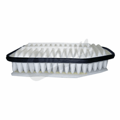 ( 53034019AD ) Replacement Air Filter for 2007-11 Jeep Wrangler JK with 2.8L Diesel Engine By Crown Automotive