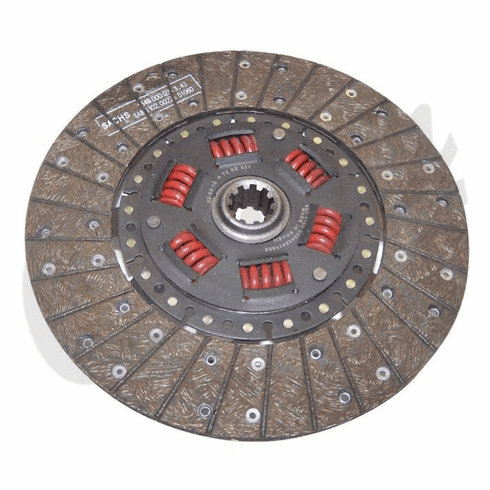 "( 5354689 )  Clutch Disc, 10-1/2"" Disc, Fits 1976-1979 Jeep CJ5, CJ7 With 6 Cyl. or 8 Cyl. Engines by Preferred Vendor"