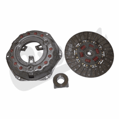 ( 5354689K ) Clutch Disc and Cover Kit, fits 1976-1979 Jeep CJ5, CJ7 with 5.0L AMC 304 Engine By Crown Automotive