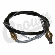 ( 5355286 )  Emergency Brake Equalizer Cable, Fits 1981-83 Jeep CJ8 by Preferred Vendor