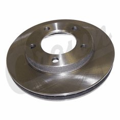 """( 5356183R ) Brake Rotor, fits 1977-78 Jeep CJ with 1-1/8"""" Thick Front Rotor  By Crown Automotive"""