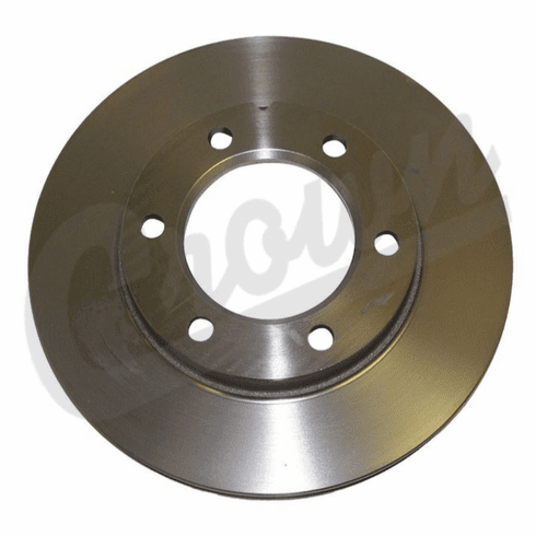 ( 5357391R ) Front Brake Rotor, 1974-91 Jeep Grand Wagoneer or J-10 Pickup By Crown Automotive