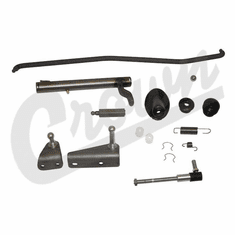 ( 5360104K ) Complete Clutch Linkage Kit 1976-1986 CJ5, CJ7, CJ8 with Manual Transmission By Crown Automotive