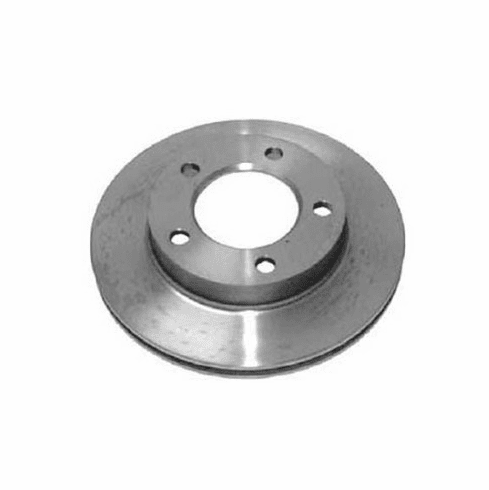 """( 5363421 )  Hub & Rotor, Front,1981-86 CJ 7/8"""" Thick Rotor, 5 Bolt Hub Not AsseMBled by Preferred Vendor"""
