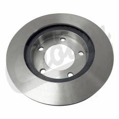 "( 5363421R ) Brake Rotor, fits 1978-86 Jeep CJ with 7/8"" Thick Front Rotor By Crown Automotive"