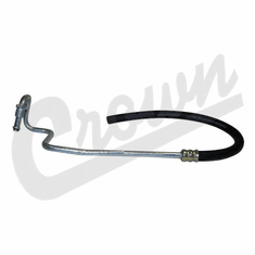 ( 5363662 )  Power Steering Return Hose, 1981-1986 Jeep CJ Models With 4.2 258 Engine Gear To Reservoir by Preferred Vendor