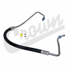 ( 5370118 )  Power Steering Pressure Hose, 1980-1981 Jeep CJ Models With 4.2 258 Engine by Preferred Vendor