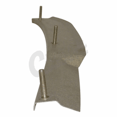 ( 55003236 ) Retainer, Front Fender Flare, Right Rear, 1984-96 Cherokee XJ by Crown Automotive