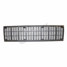 ( 55013144 ) Grille Panel in Gray / Black for 1988-90 Jeep Cherokee XJ by Crown Automotive