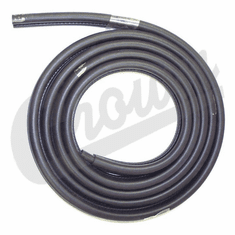 ( 55015783 ) Rear Liftgate Rubber Door Weatherstrip for 1984-2001 Jeep Cherokee XJ by Crown Automotive