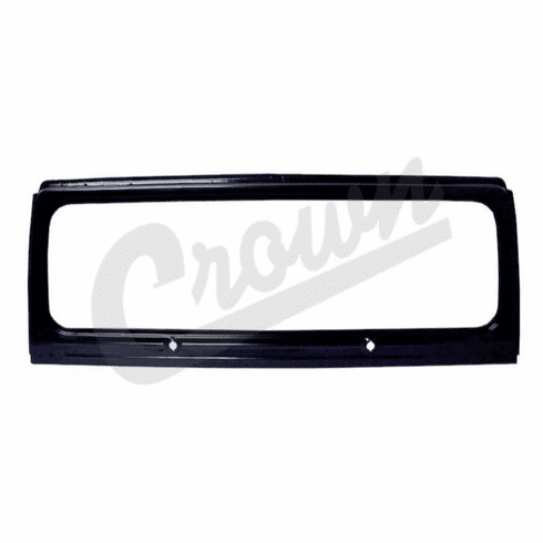 ( 55020432 ) Windshield Frame for 1987-95 Jeep Wrangler YJ by Crown Automotive
