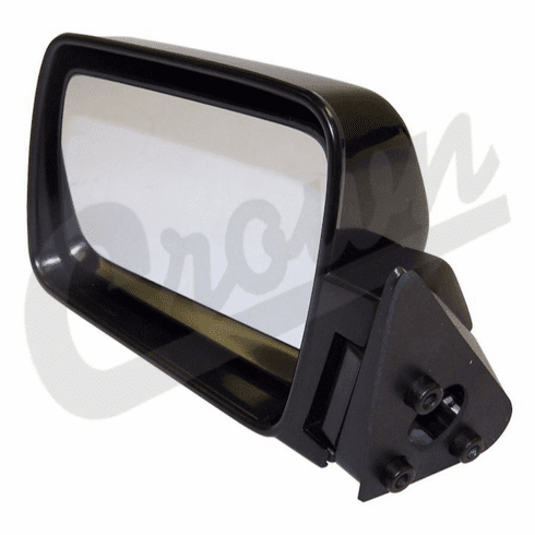 ( 55034131 ) Manual Mirror for Driver Side 1984-96 Jeep Cherokee XJ by Crown Automotive