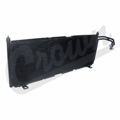 ( 55036595AD ) Air Conditioning Condenser for 1997-01 Jeep Cherokee XJ with 2.5L or 4.0L Engine By Crown Automotive