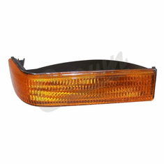( 55054580 ) Passenger Side Turn Signal Lamp, fits 1993-98 Jeep Grand Cherokee ZJ by Crown Automotive