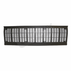 ( 55054945 ) Grill Panel in Black for 1993-96 Jeep Cherokee XJ by Crown Automotive