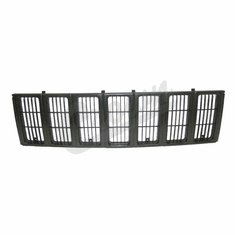 ( 55055150 ) Grill Panel in Black for 1997-00 Jeep Cherokee XJ Sport & SE Models by Crown Automotive