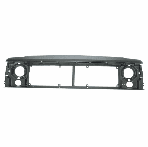 ( 55055233AD ) Cherokee Grille Header Panel for 1997-01 Jeep Cherokee XJ By Crown Automotive