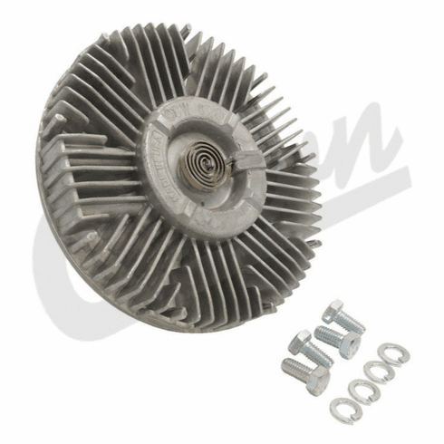 ( 55056699AA ) Fan Clutch for 2007-11 Jeep Wrangler JK with 3.8L 6 Cylinder Engine By Crown Automotive