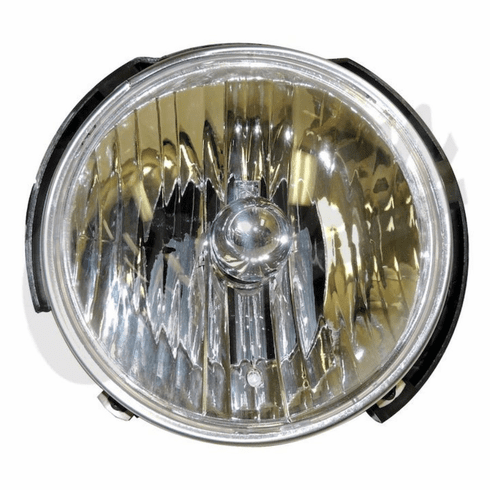 ( 55078148AC ) Headlamp Assembly for Passenger Side on 2007-18 Jeep Wrangler JK By Crown Automotive