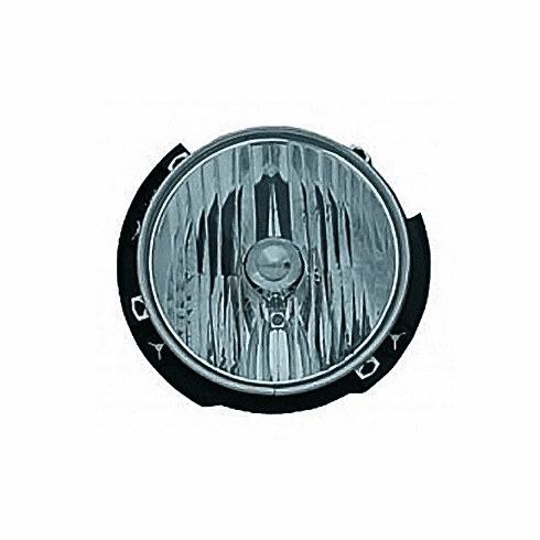 ( 55078149AA ) Headlamp Assembly for Driver Side on 2007-18 Jeep Wrangler JK By Crown Automotive
