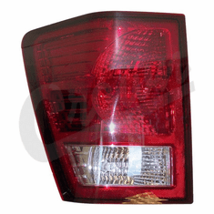 ( 55079013AC ) Driver Side Tail Lamp Assembly, fits 2007-10 Jeep Grand Cherokee WK By Crown Automotive