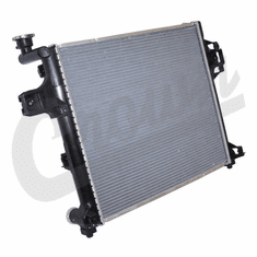 ( 55116849AC ) Radiator for 2005-10 Jeep Grand Cherokee WK with 3.7L, 4.7L or 6.1L Engine, 2006-10 Commander XK with 3.7L or 4.7L Engine By Crown Automotive
