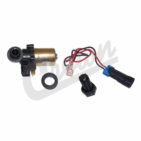 ( 55154613 )  Front Windshield Washer Pump, Fits 1991-96 Jeep Cherokee XJ  by Preferred Vendor