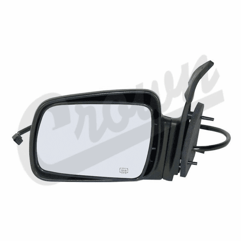 ( 55154803 ) Heated Power Mirror for Driver Side 1996-98 Jeep Grand Cherokee ZJ by Crown Automotive