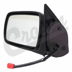 ( 55154811 ) Power Mirror for Driver Side 1993-95 Jeep Grand Cherokee ZJ by Crown Automotive