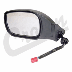 ( 55154949AC ) Power Mirror for Driver Side 1997-01 Jeep Cherokee XJ By Crown Automotive