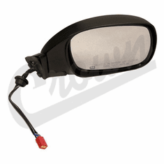 ( 55154950AC ) Heated Power Mirror for Passenger Side 1997-01 Jeep Cherokee XJ By Crown Automotive