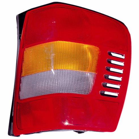 ( 55155138AC ) Passenger Side Tail Lamp Assembly, fits 1999-02 Jeep Grand Cherokee WJ By Crown Automotive