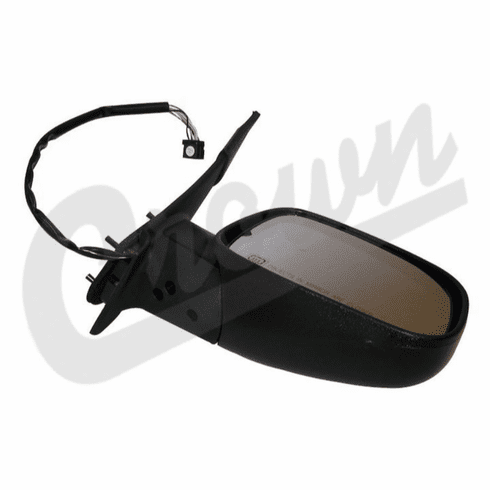 ( 55155230AB ) Heated Power Mirror with Memory for Passenger Side 1999-04 Jeep Grand Cherokee WJ By Crown Automotive