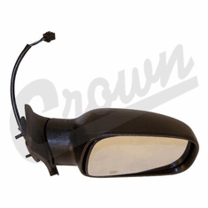 ( 55155232AC ) Passenger Side Heated Electric Side View Mirror 1999-02 Jeep Grand Cherokee WJ By Crown Automotive