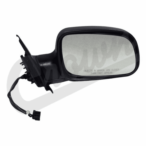 ( 55155446AB ) Passenger Side Electric Side View Mirror 1999-02 Jeep Grand Cherokee WJ By Crown Automotive