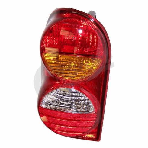 ( 55155829AF ) Driver Side Rear Tail Lamp, fits 2002-04 Jeep Liberty By Crown Automotive