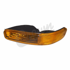 ( 55155911AC ) Drivers Side Front Combination Lamp, fits 2002-04 Jeep Grand Cherokee WJ, 2002-04 Jeep Liberty By Crown Automotive