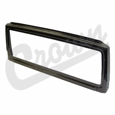( 55174607AD ) Windshield Frame for 1997-02 Jeep Wrangler TJ and Unlimited By Crown Automotive