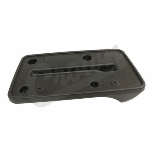 ( 55174994 ) License Plate Bracket for 1997-06 Jeep Wrangler TJ & Unlimited by Crown Automotive