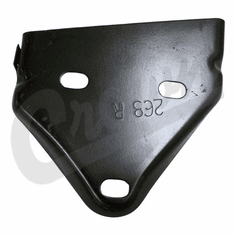 ( 55175268AB ) Passenger Side Front Bumper Bracket for 1997-01 Jeep Cherokee XJ By Crown Automotive