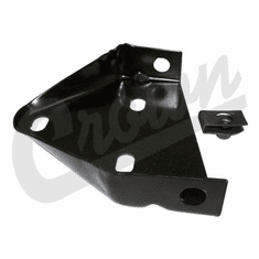 ( 55175269AB ) Drivers Side Front Bumper Bracket for 1997-01 Jeep Cherokee XJ By Crown Automotive