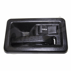 ( 55176476AB ) Right Side Inside Door Handle for 1982-1986 Jeep CJ and 1987-2002 Wrangler By Crown Automotive