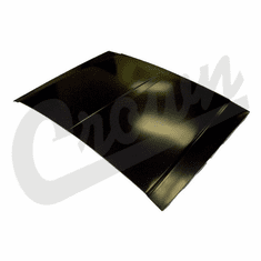 ( 55254574 ) Steel Hood for 1987-96 Jeep Cherokee XJ and Comanche MJ by Crown Automotive